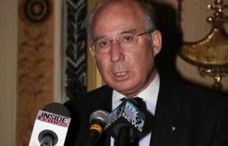 יעקב פרנקל – נגיד חדש-ישן לבנק ישראל